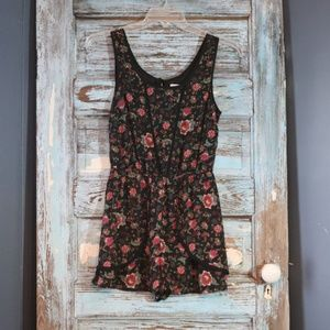 Band of Gypsies Zoe & Rose Romper